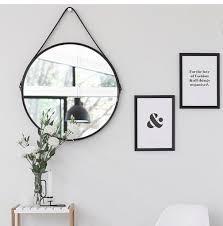 round mirror australia black round mirror and round mirrors with round mirror with leather