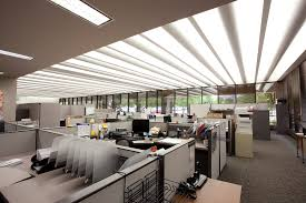re lamping with energy efficient lighting