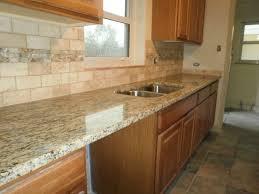 Cream Kitchen Tile Granite Kitchen Tile Backsplashes Ideas Kitchen Backsplash