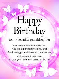 We will forever be indebted to the heavens for such a significant gift. Birthday Wishes For Granddaughter Birthday Wishes And Messages By Davia