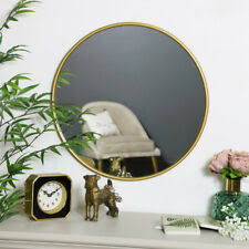 <b>Золотые</b> металлические <b>круглые зеркала</b> домашний декор ...