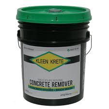 multipurpose concrete remover dissolver and brick wash pail 32310 the home depot