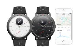 withings is back with a steel hr sport