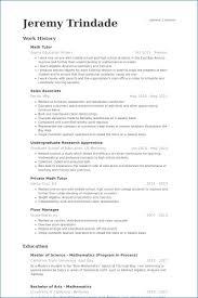 Tutor Resume Sample Igniteresumes Com