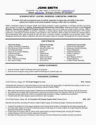 Vfx Resume Samples Download Vfx Resume Samples Makeup Artist Resume
