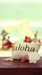 おしゃれなiphone壁紙ハワイアンな雰囲気の海辺のテラスのiphone