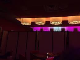photo of mint restaurant lounge garden city ny united states lights