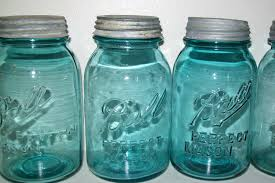 What Made The Old Ball Jars Blue?