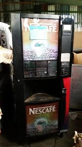 Vending Machines For Sale South Africa Classy Vending Machines Wittenborg 48 Nescafe Vending Machine Spare