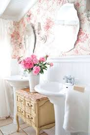 Junk chic cottage  Shabby Chic BathroomsDream BathroomsSmall ...