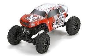 <b>Радиоуправляемый краулер ECX</b> Crawler Temper 4WD RTR ...