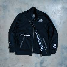 The North Face Urban Exploration X Mastermind Tracksuit
