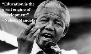 Nelson Mandela Education Quote Amazing Nelsonmandelaquoteseducationisthegreatengineofpersonal