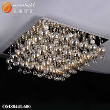 spacious glass drop chandelier lighting low ceiling om88441 600 for in ideas 6