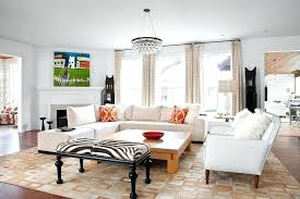 ikea cow rug white cowhide rug family room contemporary with sectional sofa decorative pillows curtains ikea