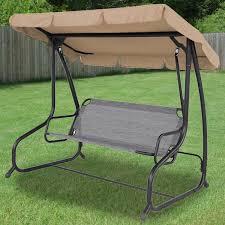 3 2 seater swing canopy replacement malibu garden
