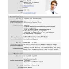 New Resume Format Sample Fred Resumes Formats 2015 Updated Job