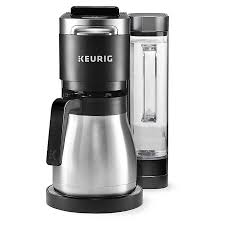 Now, selecting the size of coffee maker can. Keurig K Duo Plus Coffee Maker With Single Serve K Cup Pod Carafe Brewer Bed Bath Beyond