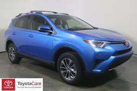 New 2018 Toyota RAV4 Hybrid | Reno NV