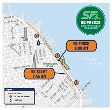 5k The San Francisco Marathon