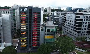 Autobahn Vending Machine Classy This Vending Machine In Singapore Dispenses Supercars