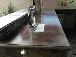 z concrete countertops z form concrete concrete countertops diy concrete countertop sealer wet look
