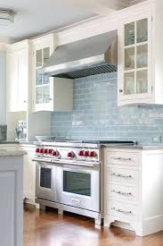 blue subway tile backsplash medium size of white glass subway