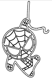 Spiderman coloring pages for boys free. Cute Spiderman Coloring Pages For Kids Novocom Top