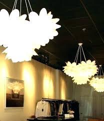 ikea chandelier lamp paper chandelier flower chandelier paper flower chandelier lamps as chandeliers white flower chandelier