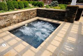 construction trends for in ground spas