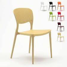 outdoor polypropylene stacking bar kitchen chairs inside garden giulietta sg689pp stackable and durable outdoor