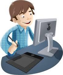 「ブログ用 イラスト 無料 ん?パソコン」の画像検索結果