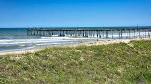 Avon Pier Outer Banks Of North Carolina