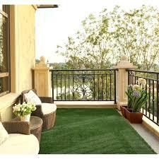 best seagrass area rugs garden grass indoor outdoor green artificial turf rug 6 x