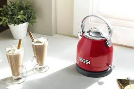 kitchenaid tea kettle electric review costco kitchenaid tea kettle
