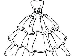 Dress Up Coloring Pages Barbie Dress Up Colouring Pages Coloring To