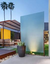 patio privacy plants outdoor patio privacy screen landscape modern with potted plants potted plants container plants