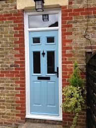 Door Top Light Composite Doors