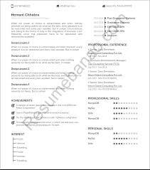 Resumes Online Resume Banao Create Resume Online Online Resume Maker In Delhi 52