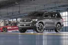 Restyled 2018 Toyota Tundra & Sequoia Gain New TRD Sport Grades ...