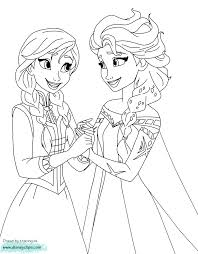 In frozen 2 (by disney), anna and elsa must head on a dangerous mission with kristoff, olaf and sven to the enchanted forest. Frozen 2 Coloring Pages Coloring Home