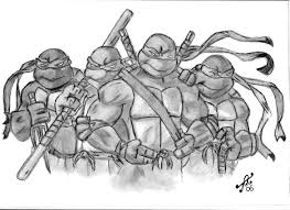 Small Picture Ninja Turtle Leonardo Drawings HD Photos Gallery