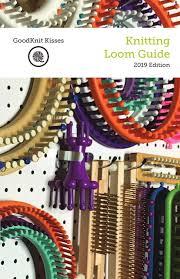 Knitting Loom Guide Kristen Mangus Joann Gay