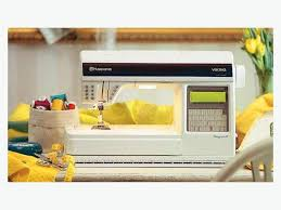 Husqvarna Viking Quilt Designer II Sewing & Embroidery Machine ... & Husqvarna Viking Quilt Designer II Sewing & Embroidery Machine Adamdwight.com