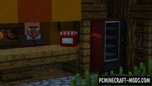 Minecraft Vending Machine Mod Beauteous Vending Machine Mod For Minecraft 48484848 PC Java Mods Addons