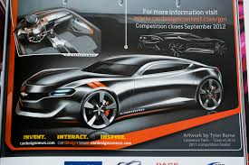 Car Design News Competition Carstyler Interior Motives Advertisement