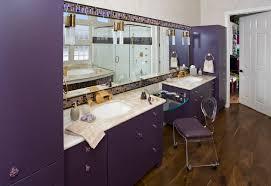 Sumptuous Mosaic Mirror technique Toronto Modern Bathroom ...
