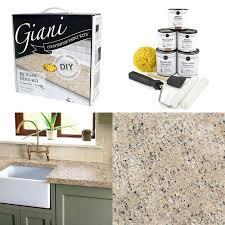 details about giani countertop paint kit sicilian sand
