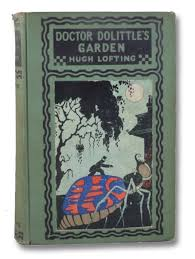 doctor dolittle s garden