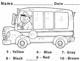 Small Picture Free Printable Math Coloring Pages For Kids Cool2bKids